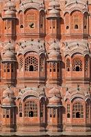 インド ジャイプル ハワー・マハル