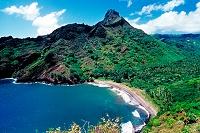 ポリネシア ヒバオア島