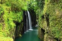宮崎県 高千穂町 真名井の滝