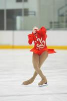 フィギュアスケート スピン