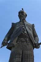 大阪府 豊臣秀吉公銅像