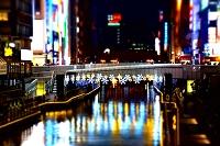 大阪府 道頓堀川とえびす橋