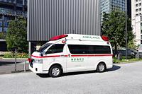 東京消防庁 救急車
