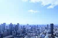 大阪府 大阪駅周辺のビル群と街並