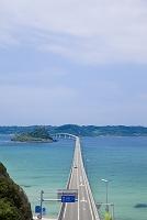 角島大橋と角島