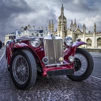 イギリス クラシックカー