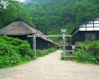 秋田県 仙北市 乳頭温泉郷・鶴の湯