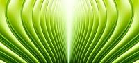緑の曲線イメージ