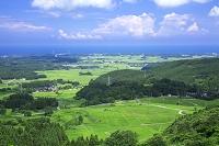 秋田県 俯瞰