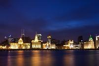 中国 上海 黄浦江