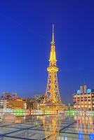 愛知県 名古屋市 オアシス21とテレビ塔