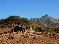 エチオピア ラリベラ 民家