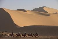 中国 敦煌 鳴沙山