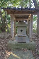 福井県 越前町 梨子ヶ平 坂ヶ平の石像