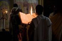 祈る人々 聖救世主教会