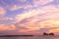 和歌山県 円月島