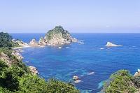 鳥取県 浦富海岸