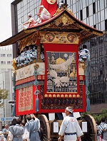 祇園祭巡行 放下鉾