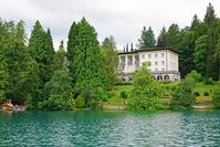 スロベニア ブレッド湖 ヴィラ・ブレッド