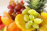 新鮮果物の盛り合わせ