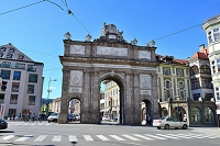オーストリア インスブルック 凱旋門