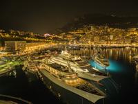 モナコ公国 モンテカルロ港