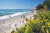 アメリカ合衆国 カリフォルニア ベンチュラ ファリアビーチ