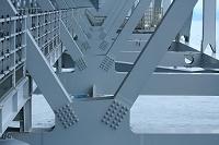 徳島県 鳴門海峡 大鳴門橋