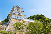 兵庫県 明石城 坤櫓