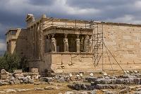 ギリシャ エレクティオン神殿