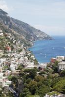 イタリア アマルフィ海岸 ポジターノ
