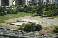 大阪府 大阪市 難波宮史跡公園