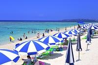 沖縄県 瀬底ビーチ