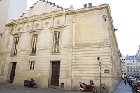 フランス パリ パリ国立高等演劇学校