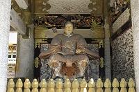 栃木県 日光東照宮 陽明門の隋身像