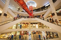 タイ バンコク「ターミナル21」