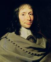 フィリップ・ド・シャンパーニュ 「ブレーズ・パスカルの肖像」