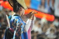 徳島県 阿波踊り うきよ連 鳴り物