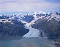 グレーシャー・ベイ アラスカ アメリカ合衆国