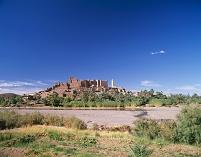モロッコ ティフルトゥト カスバ