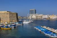 イタリア ガリポリ 港