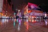 上海 南京東路の夜景