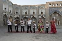 ウズベキスタン ホレズム伝統舞踊