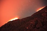 グアテマラ パカヤ火山(2010年4月)
