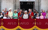 エリザベス英女王 93歳公式誕生日