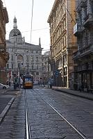 イタリア ミラノ 路面電車