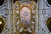 イタリア ローマ サンタ・マリア・デッラ・ヴィットリア教会