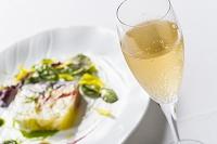 シャンパンと野菜のテリーヌ
