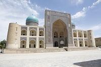 ウズベキスタン ブハラ