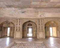 インド アグラ城 ムサンマン・ブルジュ